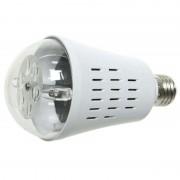 Flake projector LED bulb E27