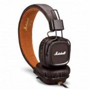 Marshall Auriculares Marshall Major III Marrón