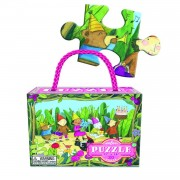 Eeboo Puzzel Birthday Parade 20 Stukjes