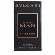 Bulgari Man in black - eau de parfum uomo 100 ml vapo