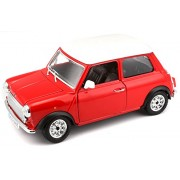 Bburago 1969 Mini Cooper, Red