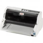 OKI ML5100FB eco Matrični printer 375 cps 24-pinska glava pisača, Uski uvlakač, Širina ispisa 80 znakova