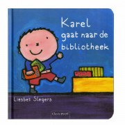 Lobbes Karel Gaat Naar De Bibliotheek