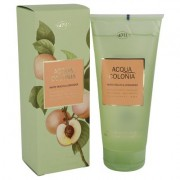 4711 Acqua Colonia White Peach & Coriander For Women By Maurer & Wirtz Shower Gel 6.8 Oz