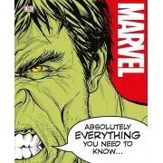 Marvel Absolutely Everything You Need to par Bray & AdamSakzilis & JohnCink & LorraineWilson & Sven