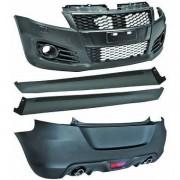 Suzuki Kit estetico paraurti completo SUZUKI SWIFT 09/2010-10/2013, look Sport, paraurti anteriore posteriore minigonne griglie