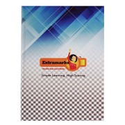 Extramarks- Long Notebook-A4 Single Line Ruling,240 Pages,Soft Cover-Pack of 10