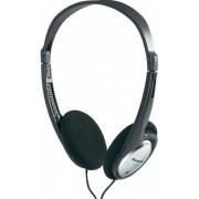 Casti Stereo Panasonic RP-HT030E-H (Negru/Gri)