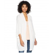 BB Dakota Jase Dolman Sleeve Knit Jacket Optic White