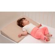 Perna plan inclinat 15 grade pentru bebelusi Bebedeco 60x35 cm