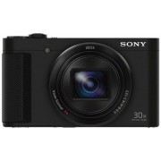 "Aparat Foto Digital Sony DSC-HX90B, 18.2 MP, CMOS 1/2.3"", Filmare Full HD, WiFi, NFC, Zoom optic 30x (Negru)"