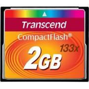Transcend Karta pamięci CF 2GB