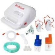 Aparat aerosoli RedLine NB-315 PRO nebulizator cu compresor garantie 3 ani MMAD 2.44 si 4 microni