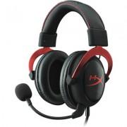 Геймърски слушалки Kingston HyperX Cloud II Red, Черно/Червено