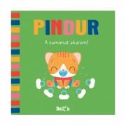 Pindur - A cumimat akarom! - Interaktív készségfejlesztő lapozó