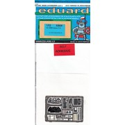 EDU32825 1:32 Eduard Color PE - Do 335B Interior Detail Set (for use with the HK Models model kit) [MODEL KIT ACCESSORY]