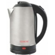 Clearline CORDLESS Electric Kettle(1.8 L, Silver)