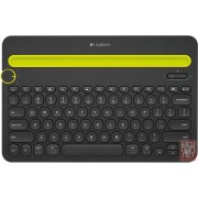 Logitech Bluetooth Keyboard K480, black/white