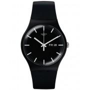 Swatch Mono Black Black
