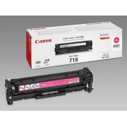 CANON CRG 718M, Toner Cartridge, Magenta (CR2660B002AA)
