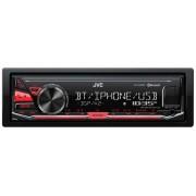 Player Auto JVC KD-X342BT, 4x50W, USB, Bluetooth