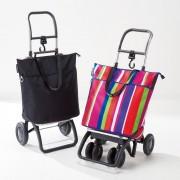 ロルサーショッピングカート カート2輪バッグ付き