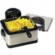 Bestron Maxi-friteuse Inox 4,5 L DF402B Bestron