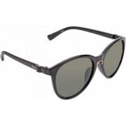 Redex Unisex Green Round Sunglasses ( 1307 )