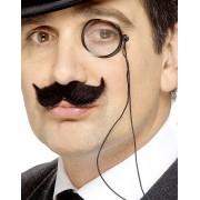 Monokel Kostymglasögon