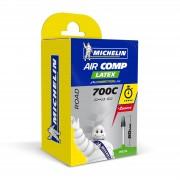 Michelin Aircomp Latex Road Inner Tube - Pack of 5 Long Valve