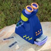 Joc stiintific Geosafari Microscopul vorbitor Educational Insights