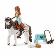 Jucarie Set Mia and Spotty Horse Club Schleich 42518