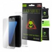 Folie Alien Surface HD Samsung GALAXY S7 Edge protectie ecran spate laterale + Alien Fiber Cadou