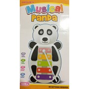 Playking Amolak's Musical Panda Xylophone with Melodious Music