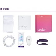 We-Vibe Unite Couples Vibrator Purple