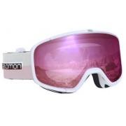 Salomon Four Seven Masque de ski (Sigma White)