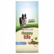 Happy Life Adult Saumon pour chien 15 kg