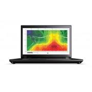 "Lenovo ThinkPad P71 3.00GHz E3-1505MV6 17.3"" 3840 x 2160pixels Black Mobile workstation"