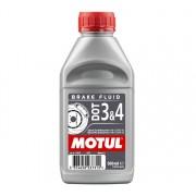 MOTUL DOT 3 & DOT 4 Brake Fluid 500ml fékolaj