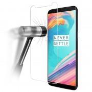 Protetor Ecrã em Vidro Temperado para OnePlus 5T - Cristal Transparente