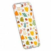 Husa Silicon Transparent Slim Toamna 108 Apple iPhone 7 Plus 8 Plus