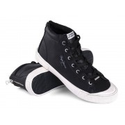 PEPE JEANS Trampki Pepe Jeans New Brother Black
