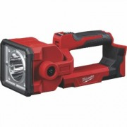 Milwaukee M18 LED Spotlight - 1250 Lumens, Tool Only, Model 2354-20