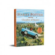 Harry Potter and the Chamber of Secrets : Illustrated Edition/J.K. Rowling