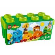 Prima mea cutie de caramizi cu animale 10863 LEGO Duplo