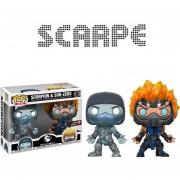 Funko Pop Mortal Kombat Exclusivos Scorpion Vs Sub-zero Game
