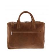 Plevier Handtas Laptop Bag 485 17.3 inch Bruin