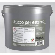 CIPIR Stucco In Polvere Secchiello 5 Kg Per Esterno
