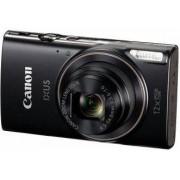 Canon 1076c001 Fotocamera Digitale Compatta 20.2 Mpx Sensore Cmos Zoom Ottico 12 X Digitale Compatta 4 X Ttl Video Full Hd Wifi Nfc Gps Colore Nero - 1076c001 Ixus 285 Hs