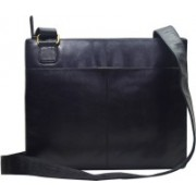 shankar produce Brand New Fashionable Ladies Genuine Sling bag - Stylish Bag - Designer Office Bag - Black Sling Bag(Black, 5 L)